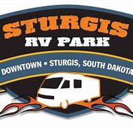 Sturgis RV Park. Downtown Sturgis, South Dakota